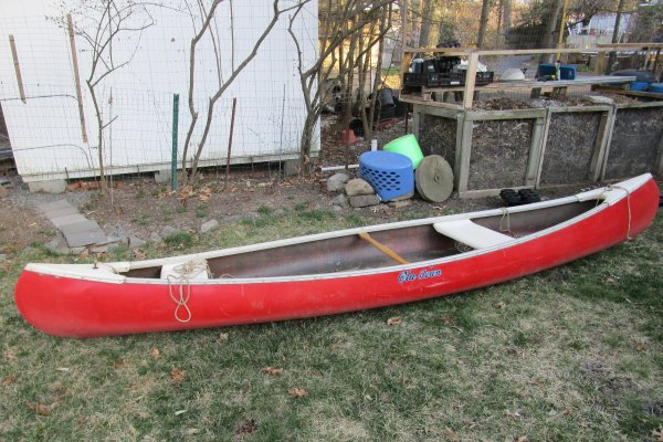 Fiberglass - Old Town Serial number 204498 | WCHA Forums