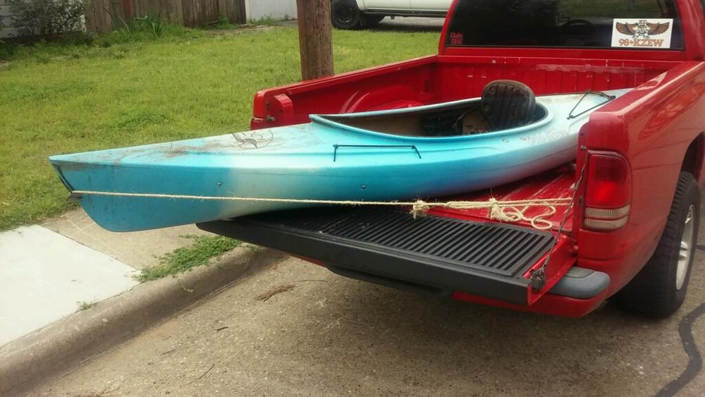 Help finding Old town kayak model by serial number | WCHA Forums