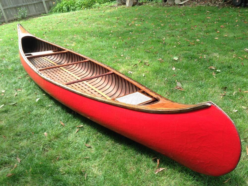 Old Town 17\' OTCA canoe serial number search   WCHA Forums