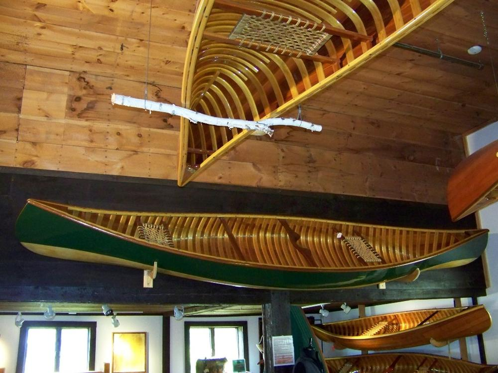 Hanging A Canoe For Display Wcha Forums